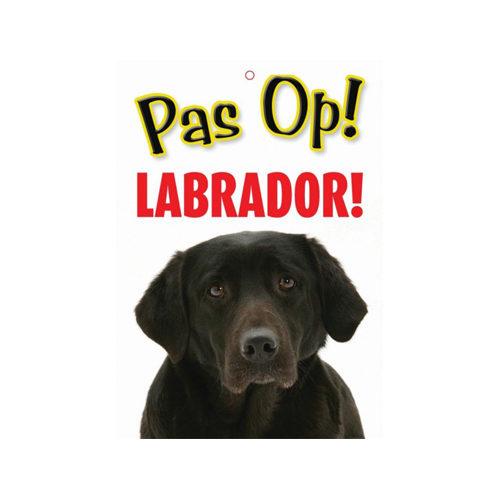 Plenty Gifts Warnschild - Labrador