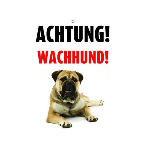 Plenty Gifts Warnzeichen - Wachhund