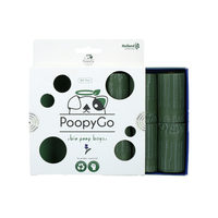 PoopyGo Eco Friendly Kotbeutel