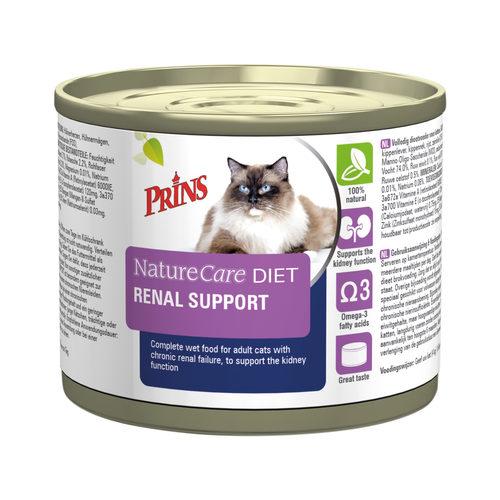 Prins NatureCare Diet Cat Renal Support