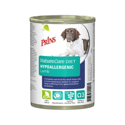 Prins NatureCare Diet Dog Hypoallergenic