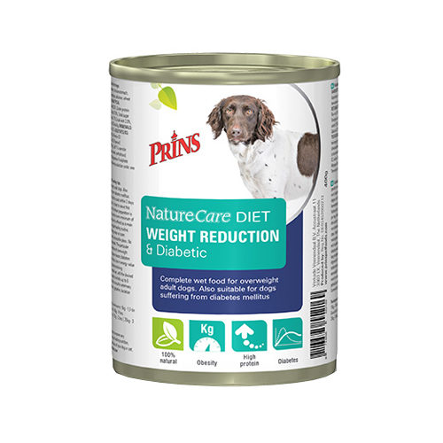 Prins NatureCare Diet Dog Weight Reduction & Diabetic