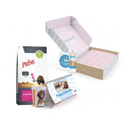 Prins Opgroeibox Protection Croque Junior