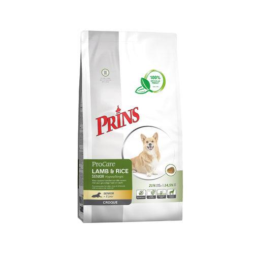 Prins ProCare Lamb & Rice Senior Hypoallergenic