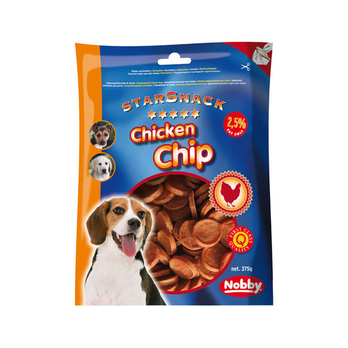 Nobby - Starsnack Chicken Chip