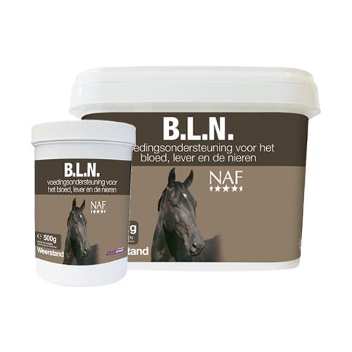 NAF B.L.K. (Blut, Leber und Nieren.)