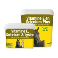 NAF Vitamin E, Selenium & Lysine