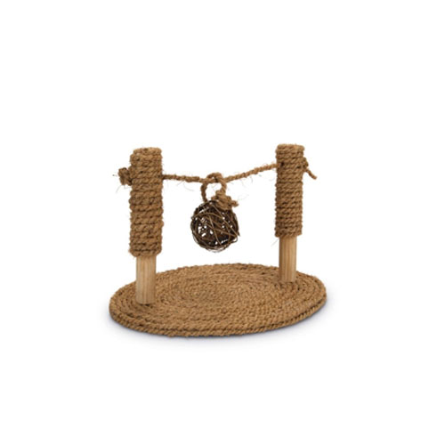 Beeztees Coconut Rope Toy Bridge