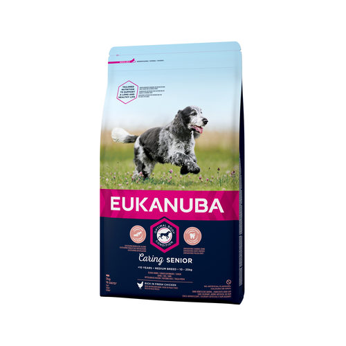 Eukanuba Dog - Caring Senior - Medium Breed