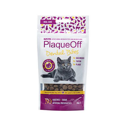 ProDen PlaqueOff Dental Bites Katze
