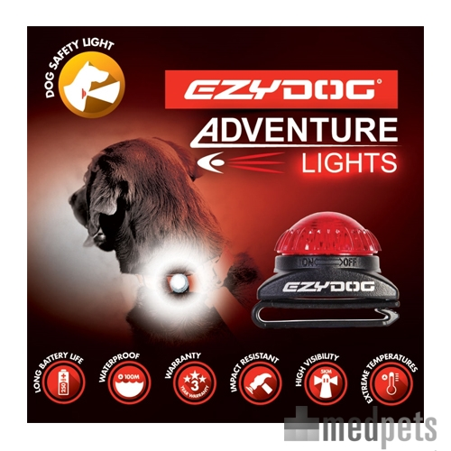 Product afbeelding van EzyDog Adventure Light Large