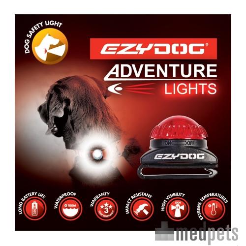 Product afbeelding van EzyDog Adventure Light Small