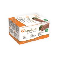 Applaws Cat - Paté with Turkey, Beef & Ocean Fish Multipack