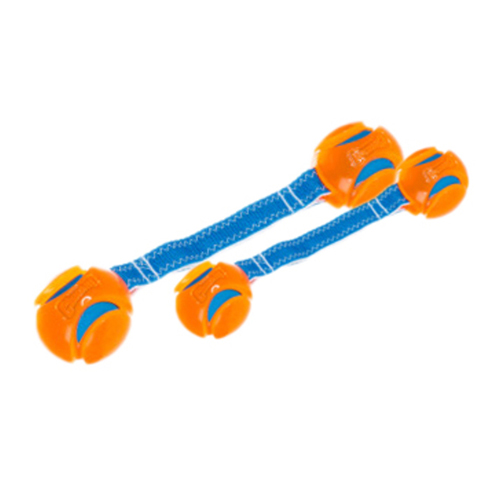Chuckit! Hydro Squeeze Duo Tug