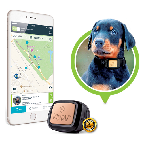 Kippy Pet Finder GPS