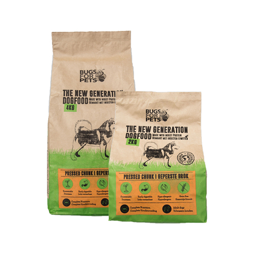 BugsforPets Dog - Pressed Dry Food