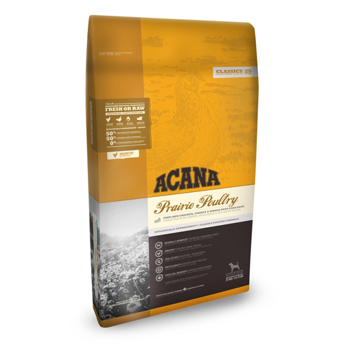 Acana Classics Prairie Poultry Chien