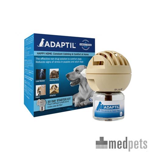 Product afbeelding van Adaptil verdamper met flacon (= DAP)