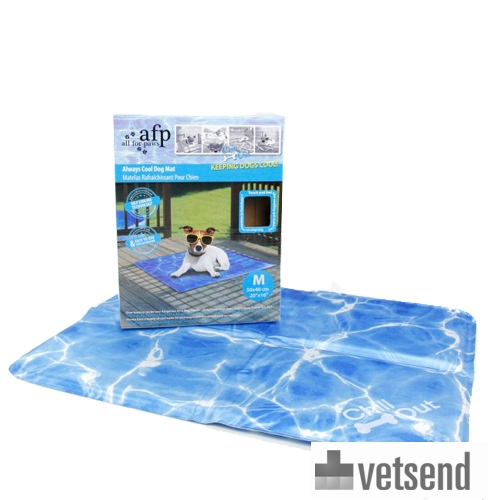 AFP Chill Out - Always Cool Dog Mat