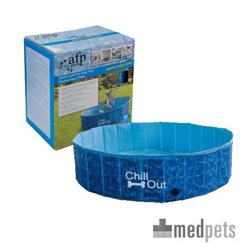 Afp chill out splash fun piscine pour chien for Accessoire piscine fun