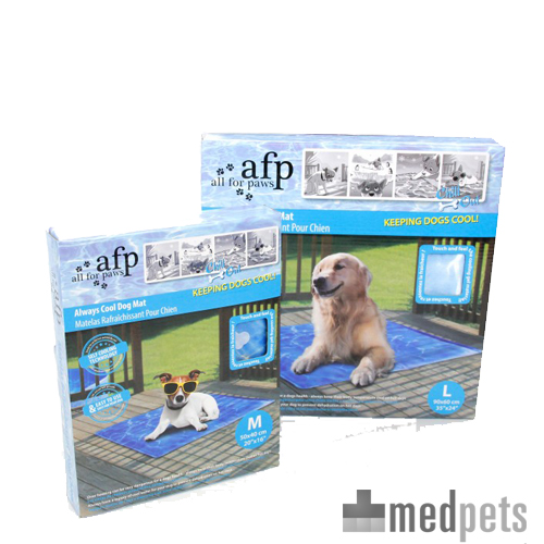 Produktbild von AFP Chill Out - Always Cool Dog Mat