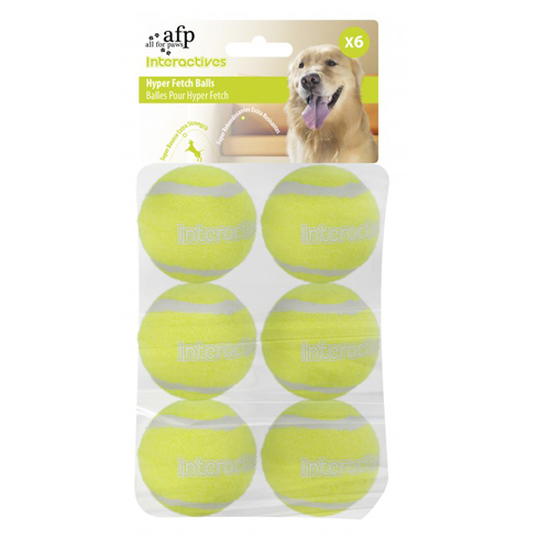AFP Interactive Hyper Fetch Super Bounce Tennisbälle