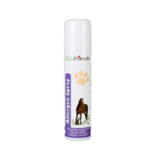 All Friends Animal Allergen Spray - Spray Probiotique pour Animaux