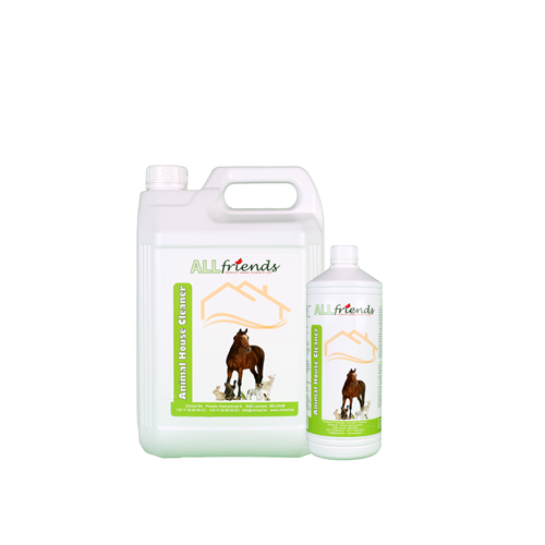 All Friends Animal House Cleaner - Nettoyant Probiotique pour Animaux