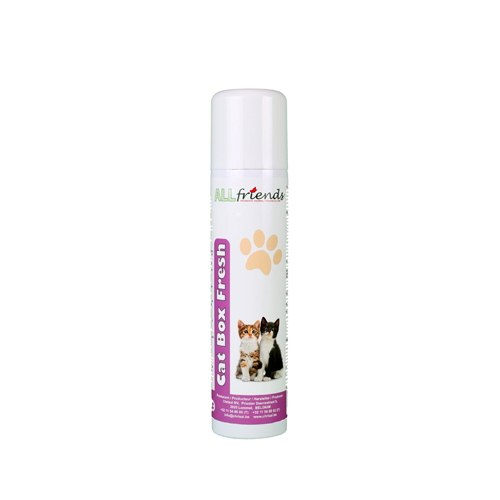 All Friends Cat Box Fresh - Désodorisant Probiotique pour Bac à Litière