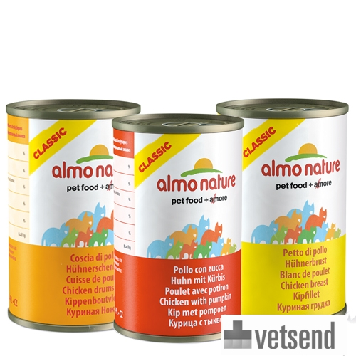 Almo Nature - Cat - Classic Chicken