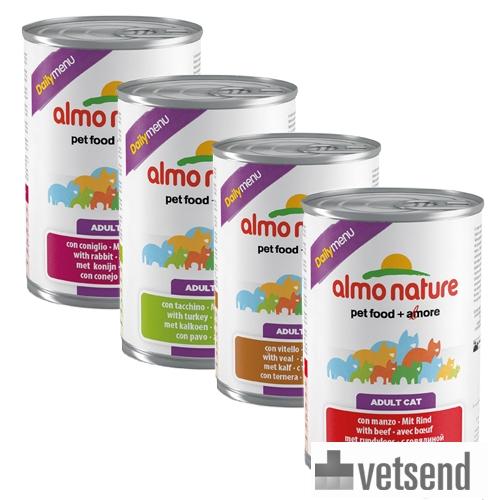 Almo Nature - Daily Menu 400g - Cat food