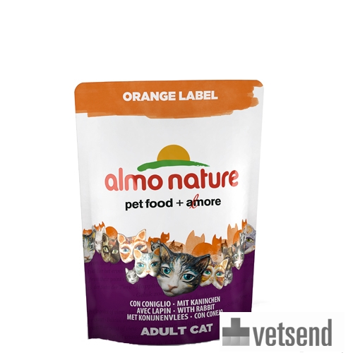 Almo Nature - Orange Label - Dry Cat Food