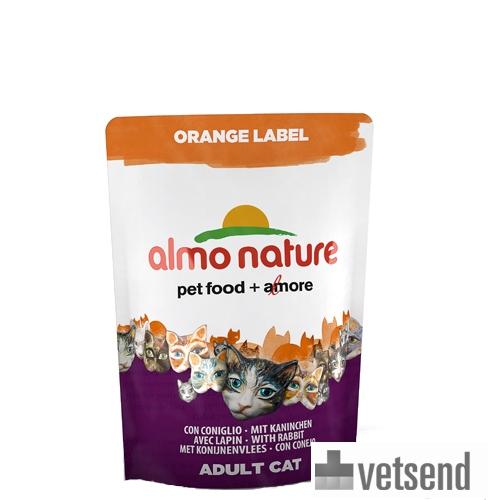 Almo Nature - Orange Label - Dry Cat Food