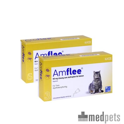 Product afbeelding van Amflee Spot-on Kat
