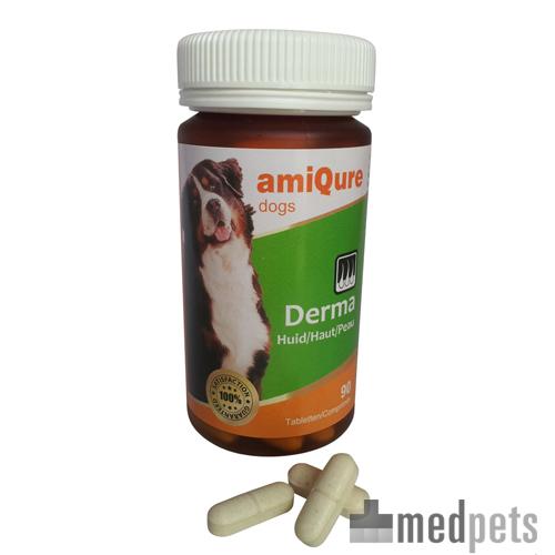 amiQure Huid & Vacht Hond