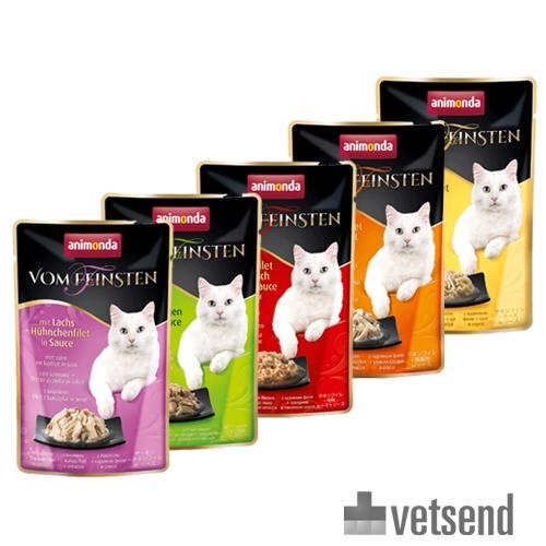 Animonda Vom Feinsten Select Wet Cat Food Shop