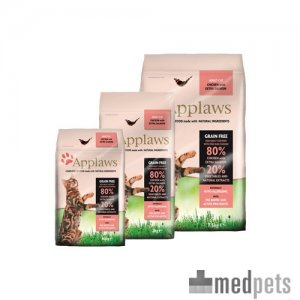 Product afbeelding van Applaws Cat - Adult - Chicken & Salmon