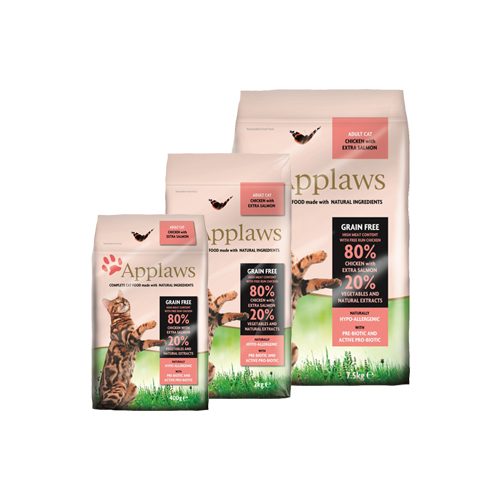 Applaws Cat - Adult - Poulet & Saumon - pour Chat