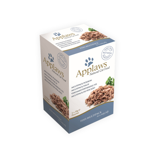 Applaws Cat Food - Fish Multipack Jelly