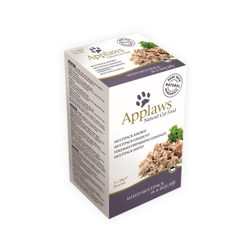 Applaws Cat Food - Small Mixed Multipack Jelly