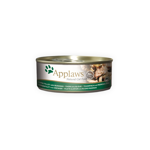 Applaws Cat - Tuna Fillet & Seaweed