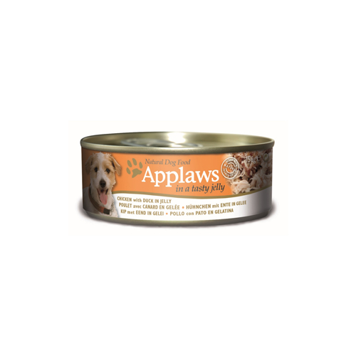 Applaws Dog Food - Chicken & Duck in Jelly