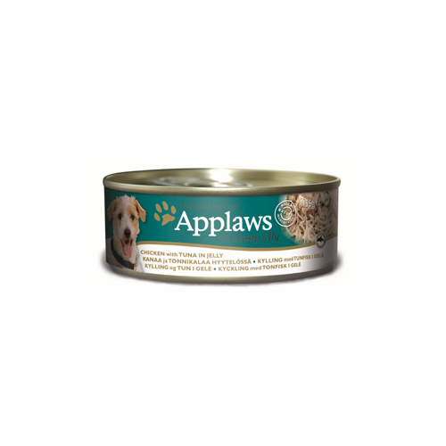 Applaws Dog - Chicken & Tuna in Jelly
