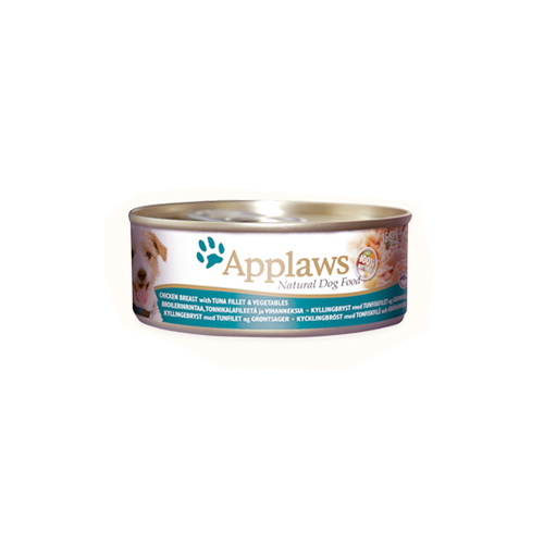 Applaws Dog Food - Chicken & Tuna with Vegetables