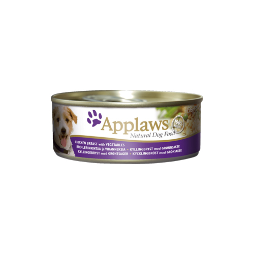 Applaws Dog Food - Chicken & Vegetables with Rice