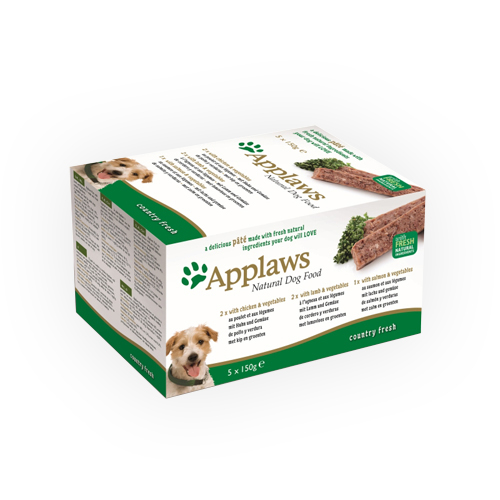 Applaws Dog Jelly Pouches Supreme Order