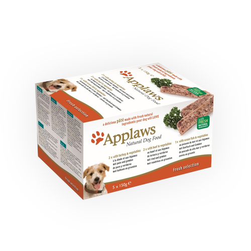 Applaws Dog Food - Fresh Selection Multipack