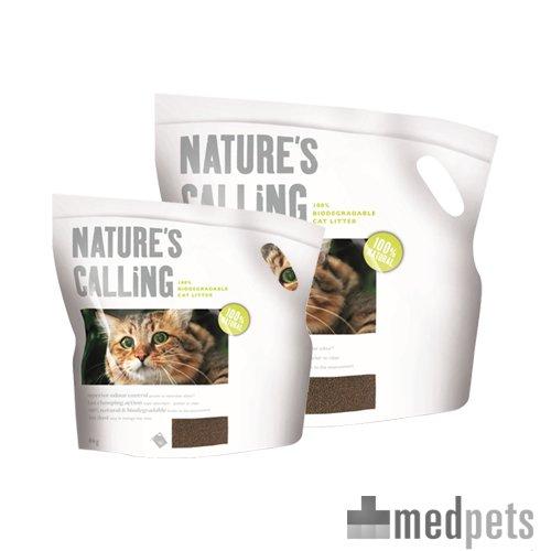 nature 39 s calling cat litter katze bestellen. Black Bedroom Furniture Sets. Home Design Ideas