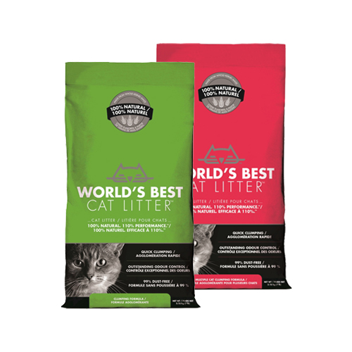 World's Best - Cat Litter
