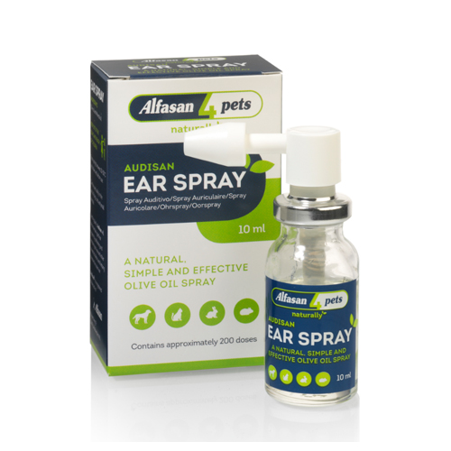 Audisan Ear Spray